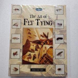 The Art of Fly Tying John Van Vliet Book